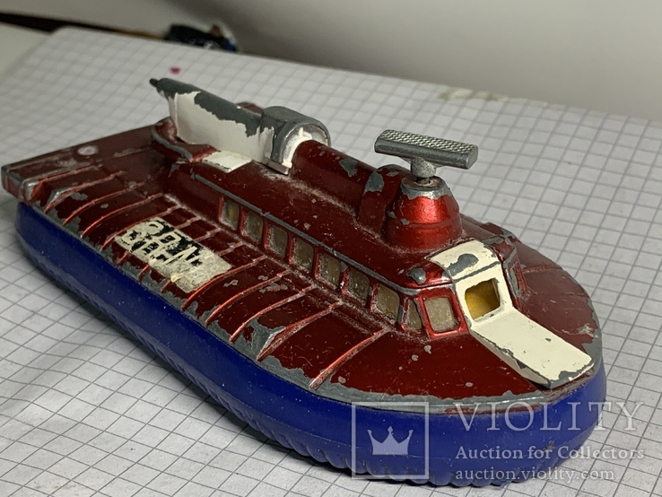 Dinky Toys 290 S.R.N6 Hovercraft, фото №2