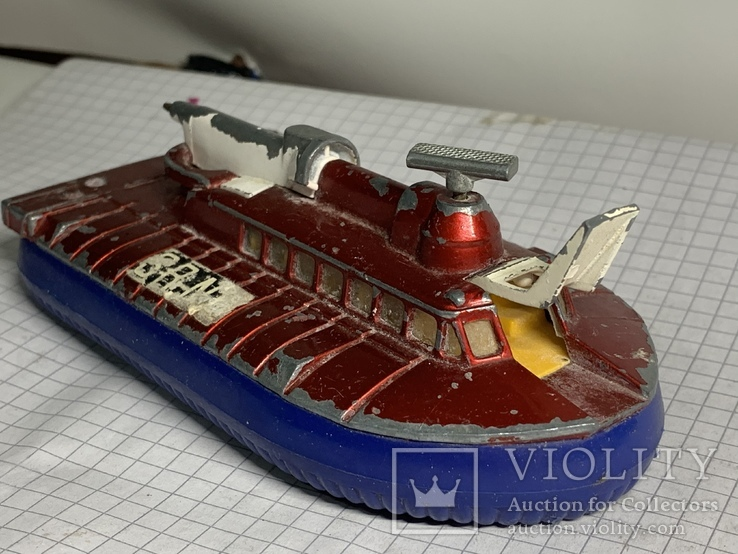 Dinky Toys 290 S.R.N6 Hovercraft, фото №3
