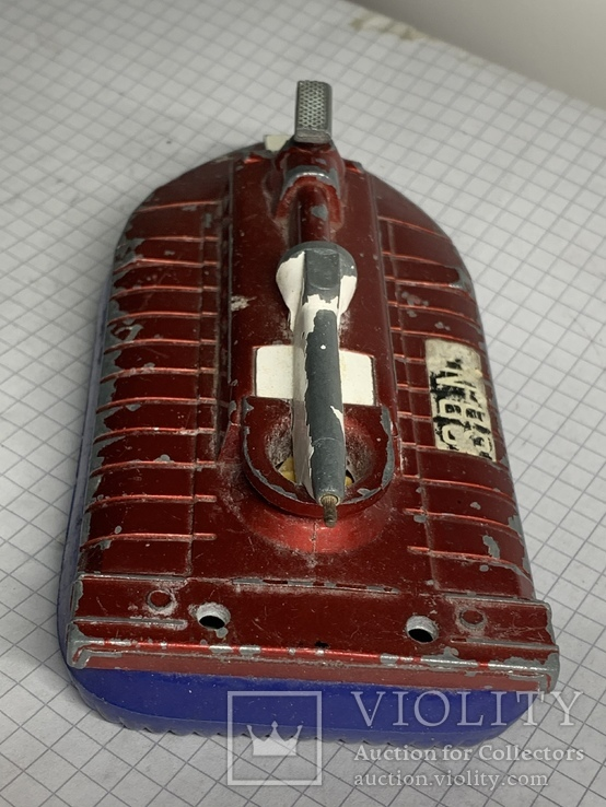 Dinky Toys 290 S.R.N6 Hovercraft, фото №6