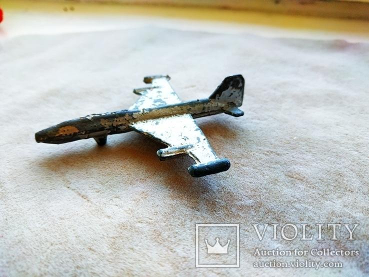Оловянный самолет СССР, фото №3