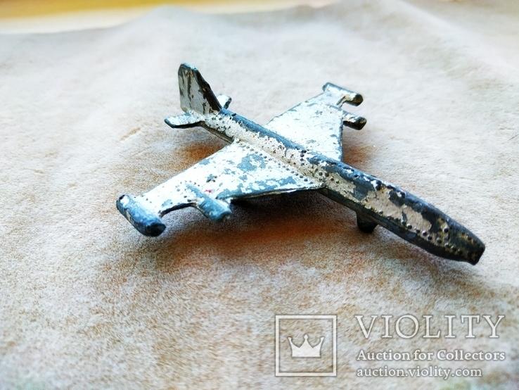 Оловянный самолет СССР, фото №11