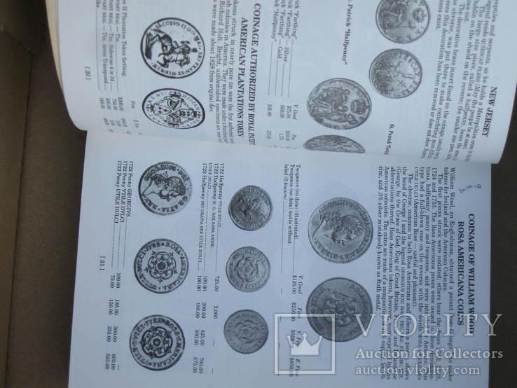 Каталог монеты США начиная 1652 года, фото №3