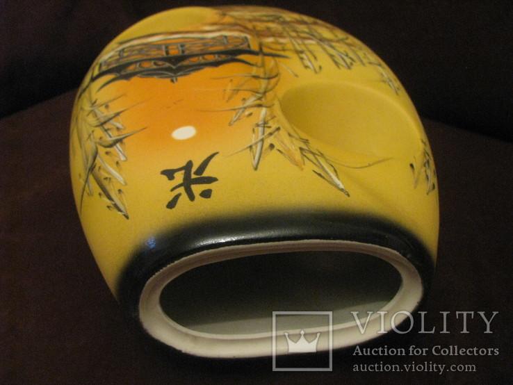 Декоративная ваза для икебаны - высота 30 см., фото №13