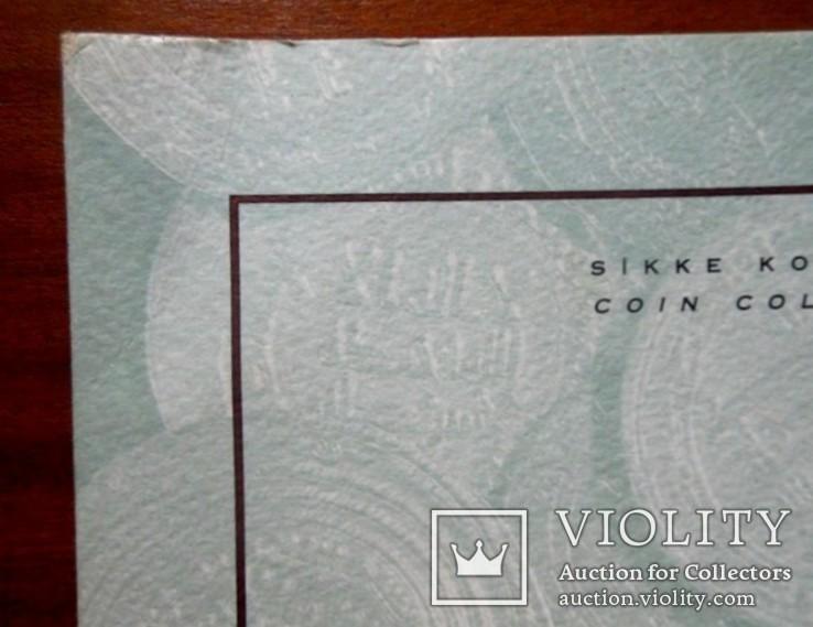 Yap Kredi Каталог коллекции восточных монет (Турция) 4 тома, фото №8