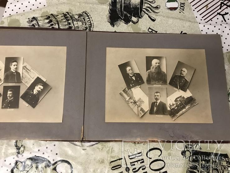1910-11 Альбом Железно-Дорожное училище Самарское, фото №5