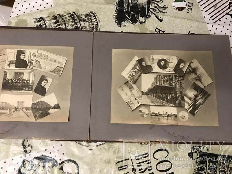 1910-11 Альбом Железно-Дорожное училище Самарское, фото №6