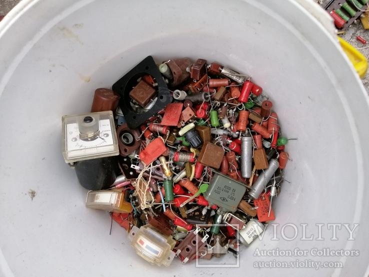 Радиодетали на переработку, фото №9