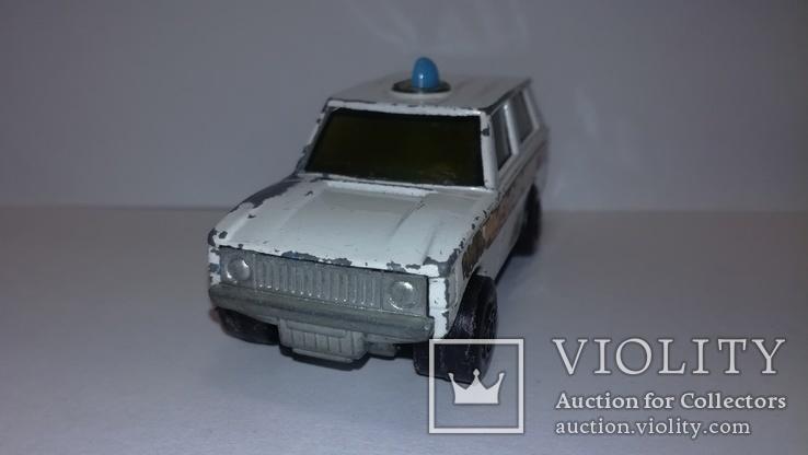 Matchbox Police Patrol 1:61 1981 England, фото №2