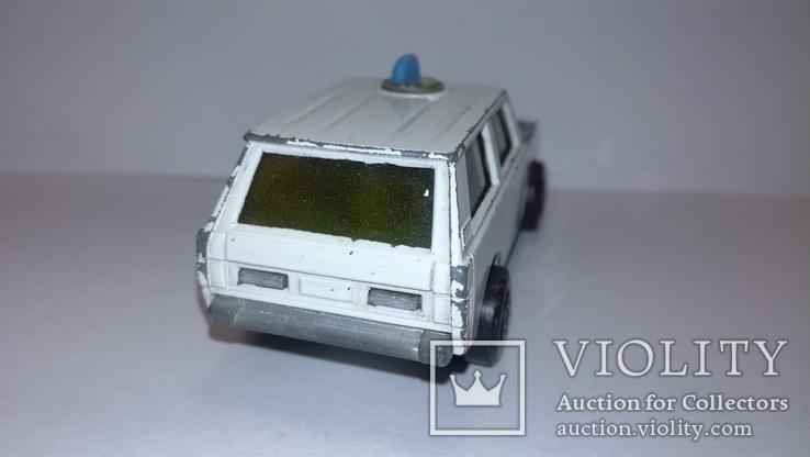 Matchbox Police Patrol 1:61 1981 England, фото №3
