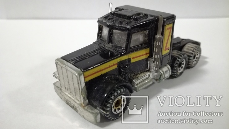 Грузовичок Matchbox Peterbilt, Macau, фото №2