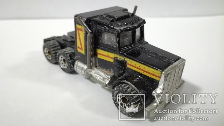 Грузовичок Matchbox Peterbilt, Macau, фото №4