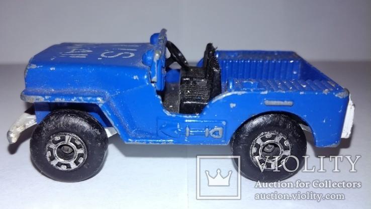 Matchbox U.S. Mail Truck (1980-1981) England, фото №6