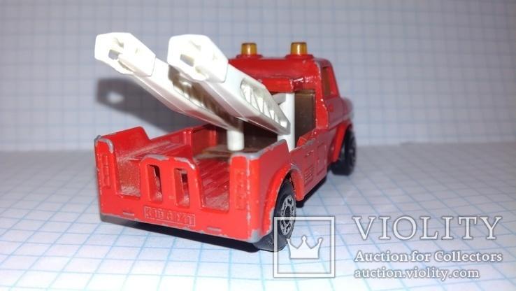 Matchbox Ford Transit Wreck Truck (1979-1980) England, фото №3