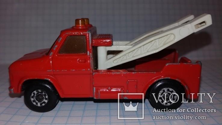 Matchbox Ford Transit Wreck Truck (1979-1980) England, фото №4