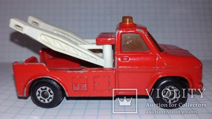 Matchbox Ford Transit Wreck Truck (1979-1980) England, фото №5