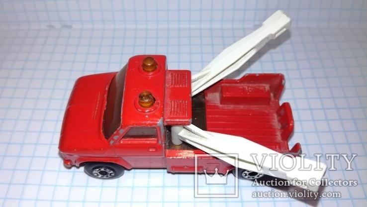 Matchbox Ford Transit Wreck Truck (1979-1980) England, фото №6