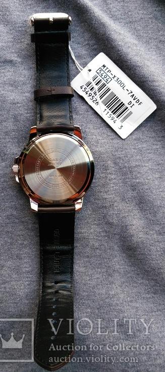 Часы CASIO MTP-X300L-7AVDF, фото №3