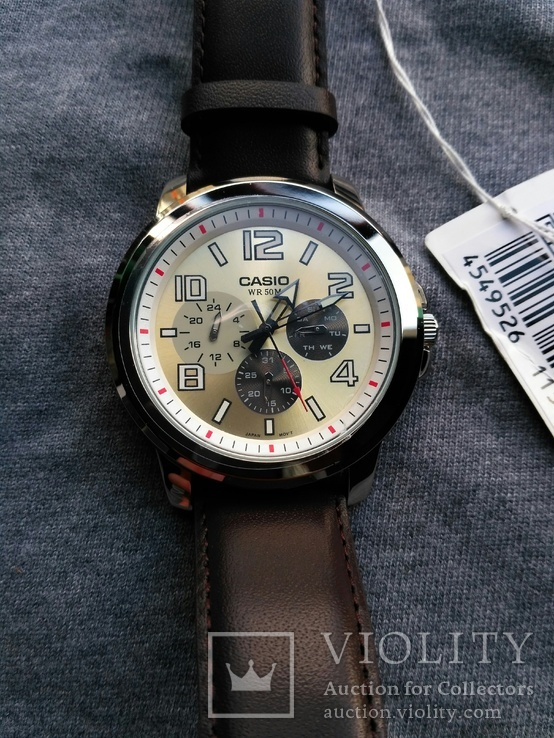 Часы CASIO MTP-X300L-7AVDF, фото №4