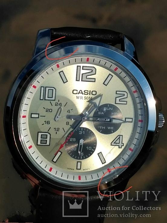 Часы CASIO MTP-X300L-7AVDF, фото №6