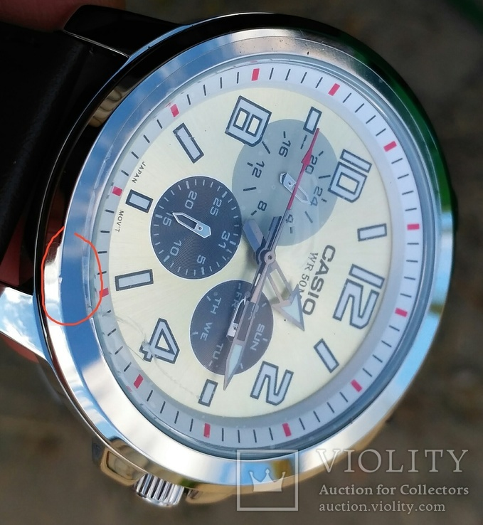 Часы CASIO MTP-X300L-7AVDF, фото №7