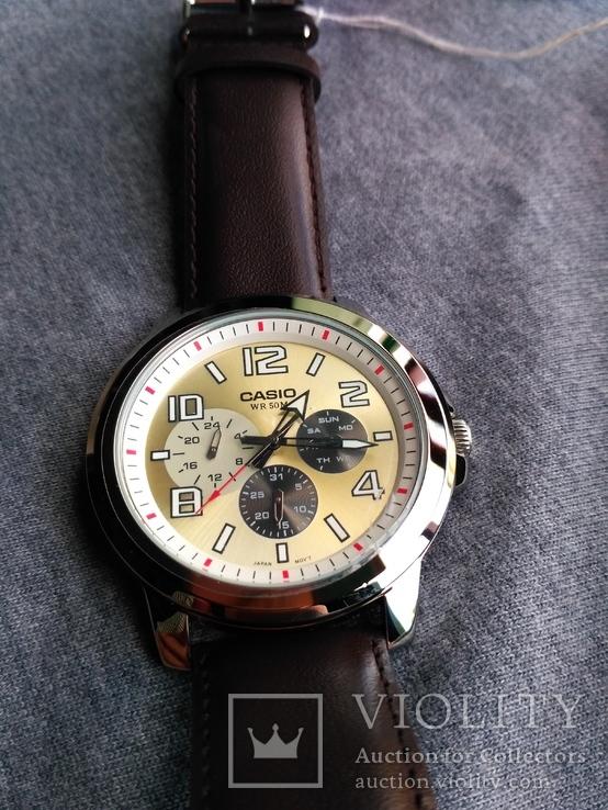 Часы CASIO MTP-X300L-7AVDF, фото №9