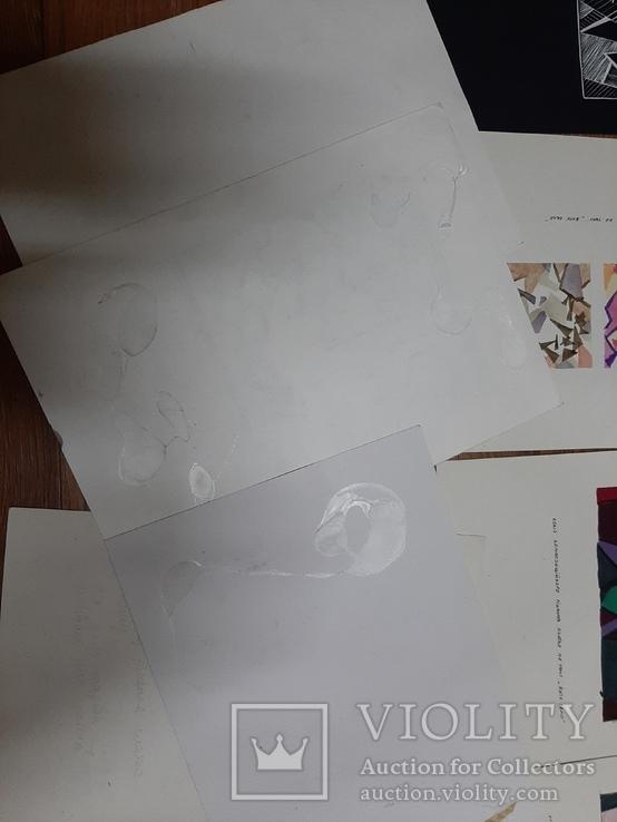 Студенческие работы, геометрия., фото №4