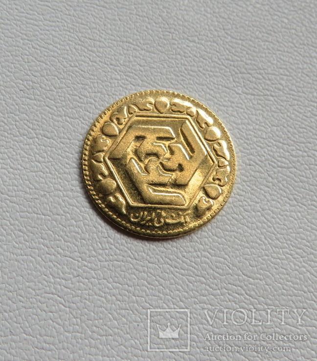 Иран 1/4 азади золото 900` 1358/1979 год