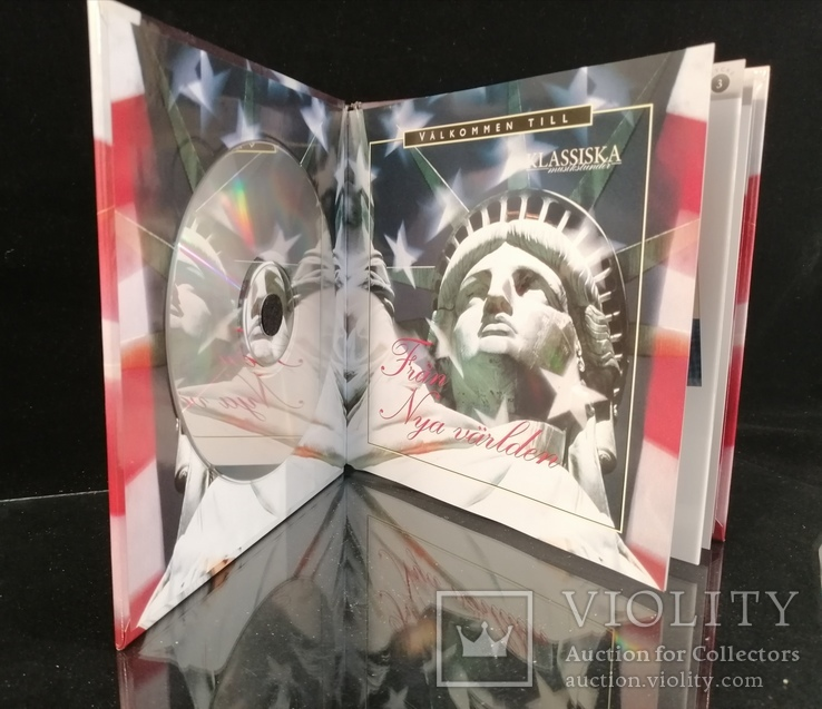 Диск, Класична музика Америки, фото №4