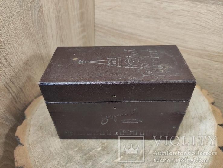 Коробка от фотоаппарата Зоркий., фото №4