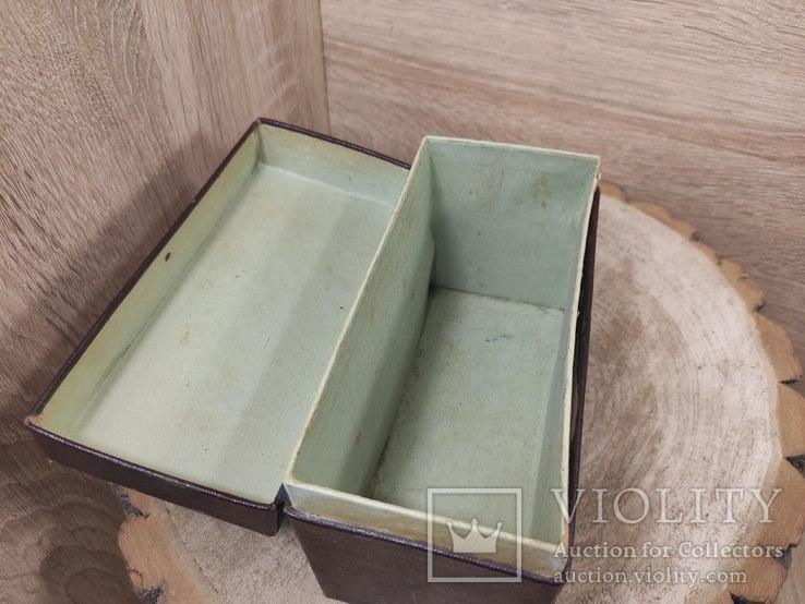 Коробка от фотоаппарата Зоркий., фото №5