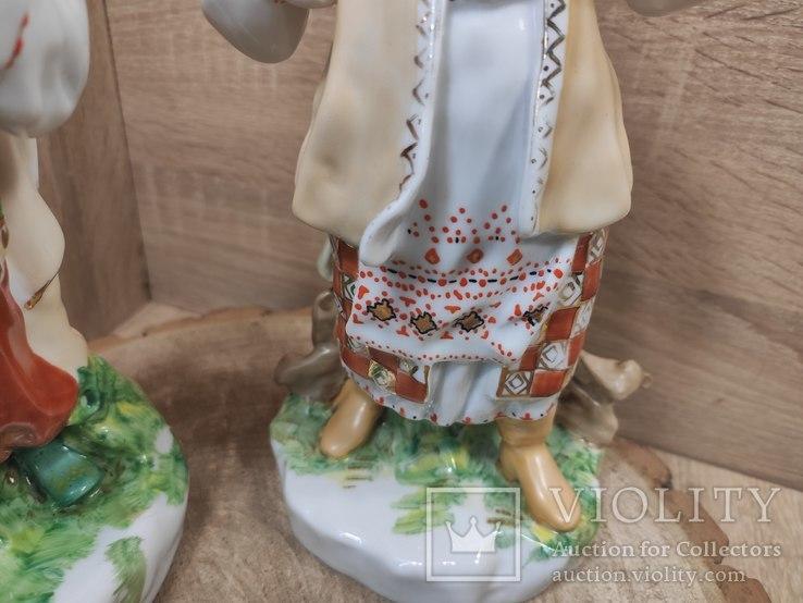 Одарка и Карась.Без дефектов., фото №8