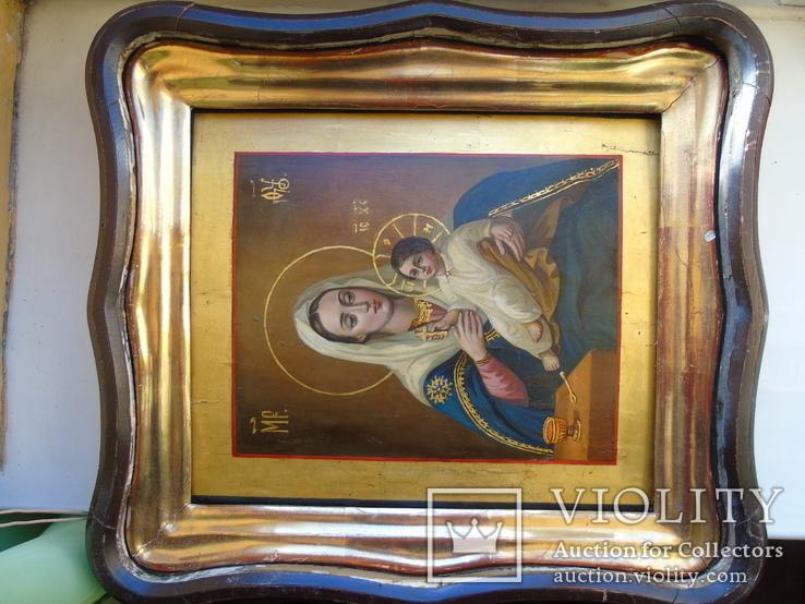 Икона Богородицы Козельщанская, фото №4