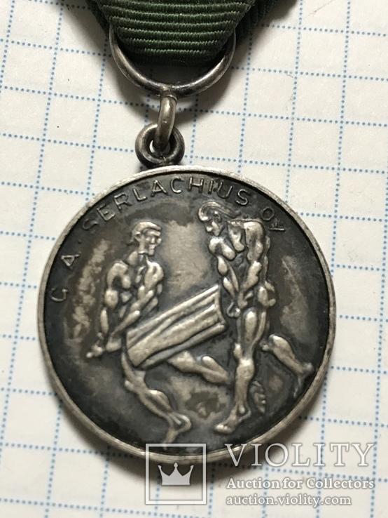 Медаль За верную службу Финляндия в составе Российской Империи, фото №9
