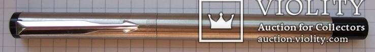 Новая перьевая ручка Parker Vector Flighter, made in USA. Перо F. Оригинал. Пишет мягко, фото №3