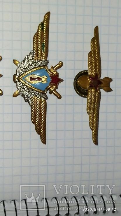 Классность Военный штурман 4 шт., фото №6