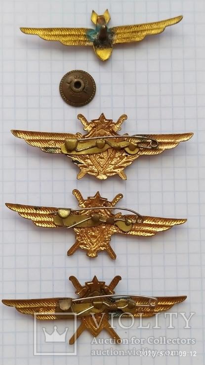 Классность Военный штурман 4 шт., фото №8