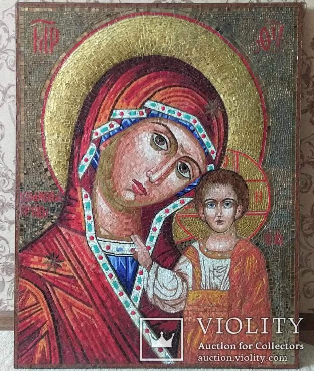 Казанская икона Божией Матери, фото №2