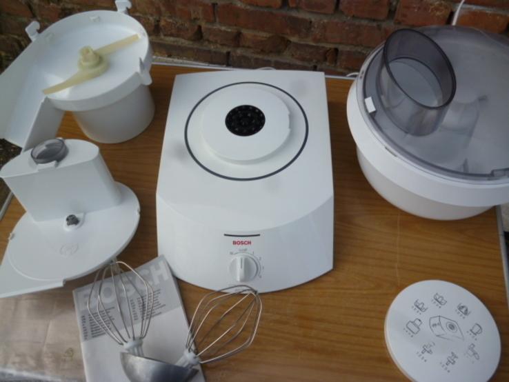 Кухонный комбайн Bosch MUM7000 Concept electronic з Німеччини, фото №9