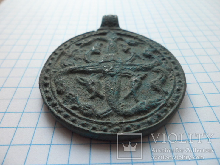 Медальйон Змеевик (3) Реплика, фото №6