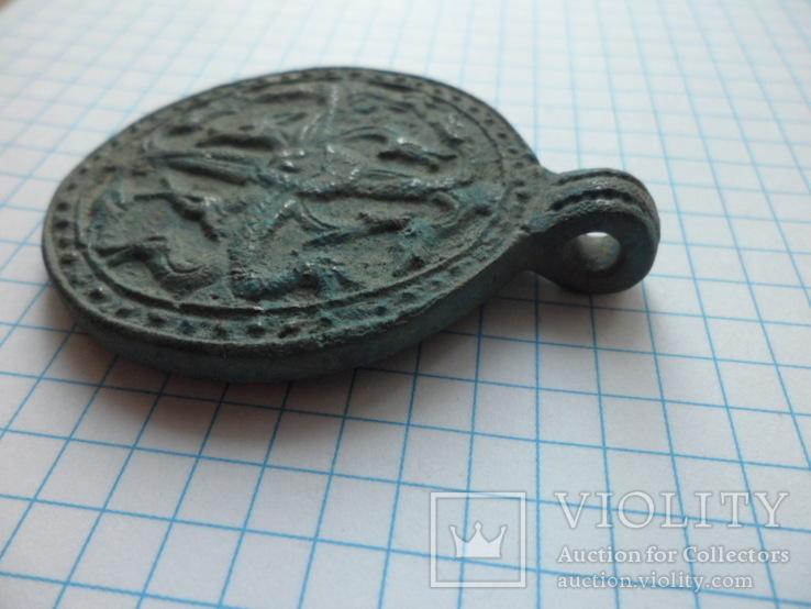 Медальйон Змеевик (3) Реплика, фото №7