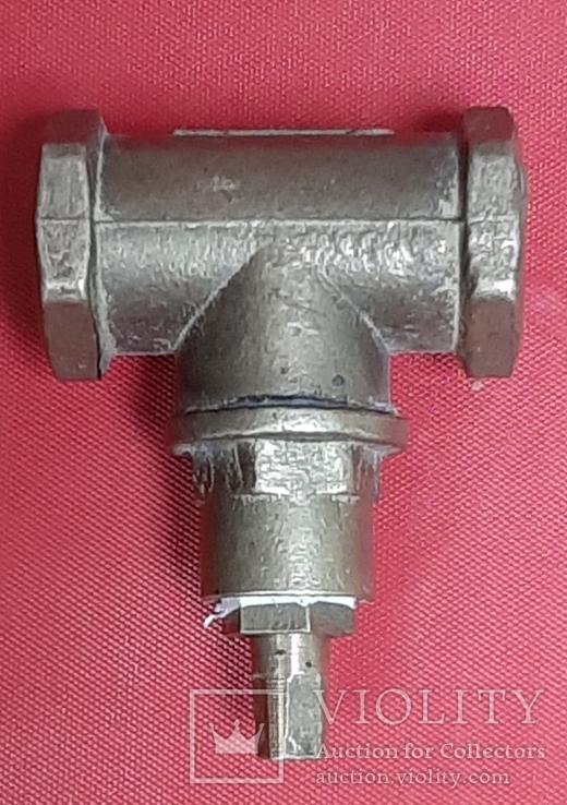 Кран латунный водяной, 3 шт, СССР, фото №12