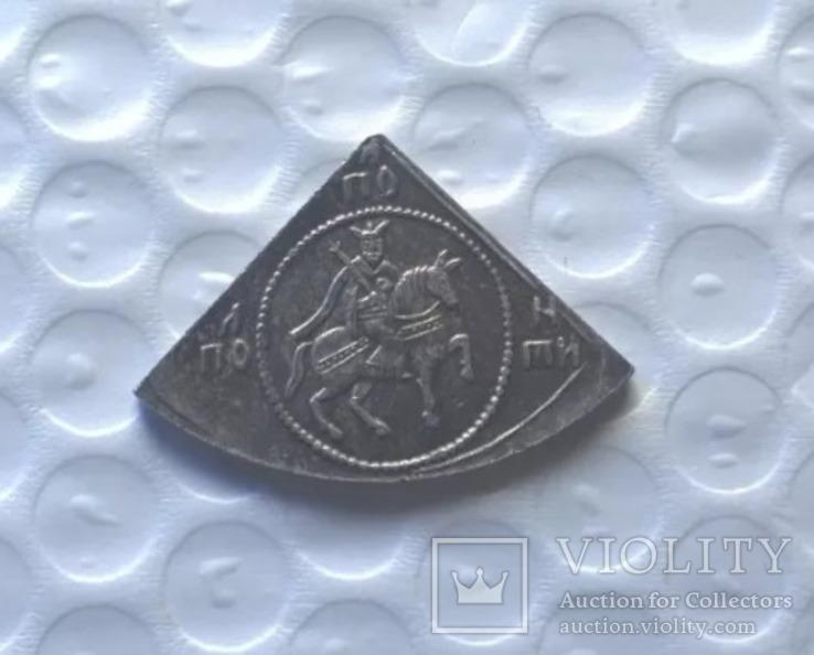 Полуполтинник 1764 год копия 609, фото №2