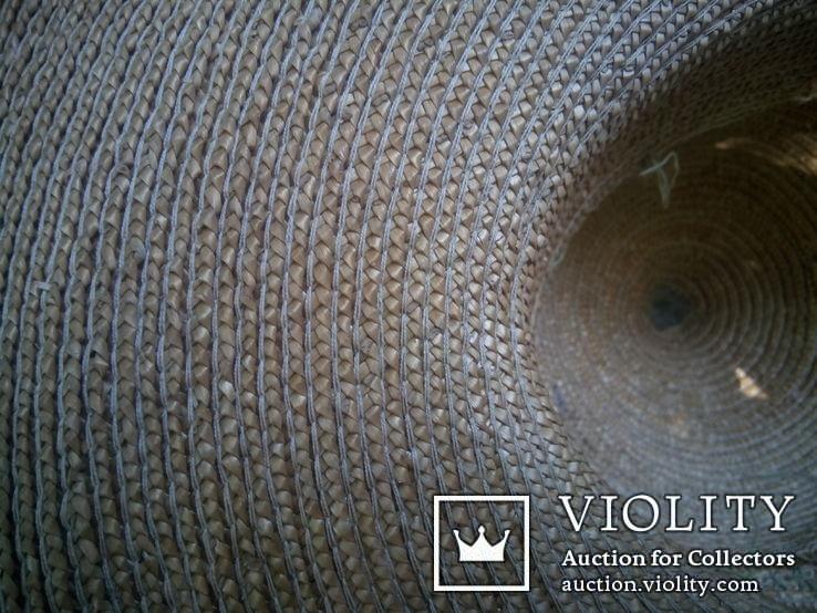 Соломенная шляпа-Брыль, фото №8