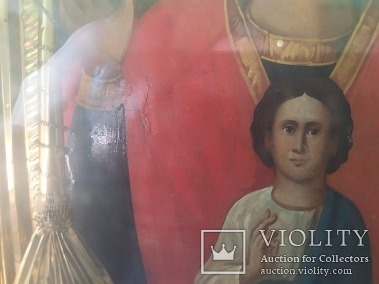 Икона Божьей матери Знамение, фото №5