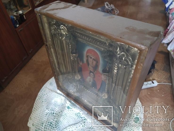 Икона Божьей матери Знамение, фото №6