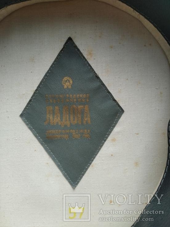 Фуражка ВМФ белая 1, фото №9