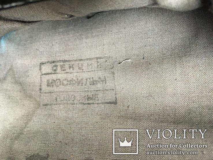 Оригинальная фуражка кавалериста РККА обр.1935 г., фото №10