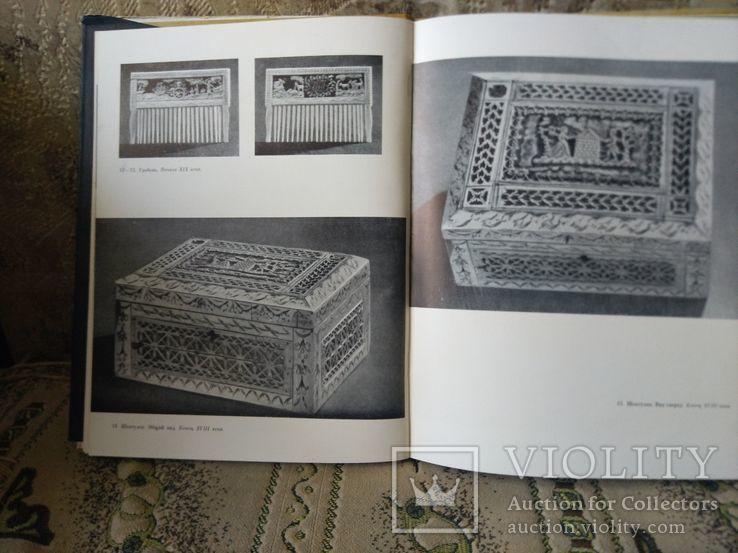 Русская резная кость, Митлянская Т. Б., 1961, фото №7