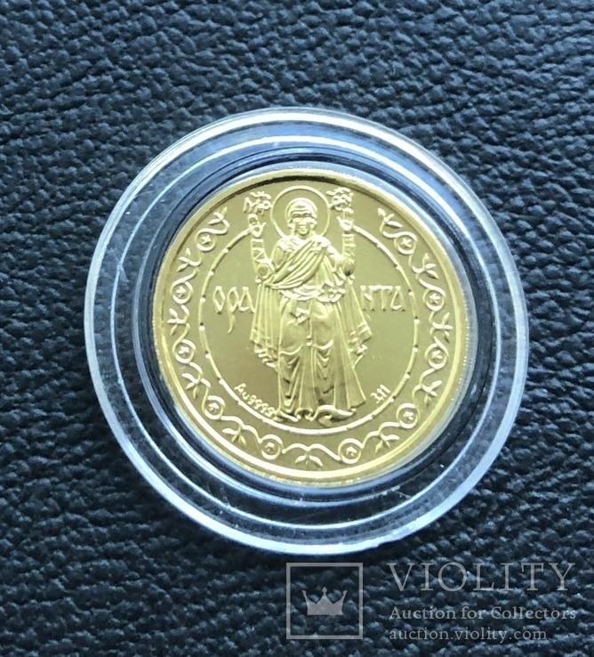 50 гривень 1995 року. Оранта. Золото. Банківський стан, фото №6