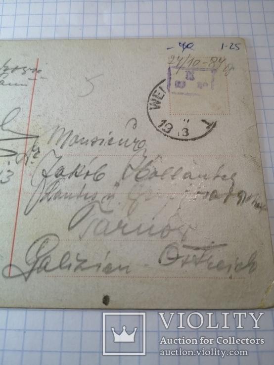 Открытка Голландия 1913, фото №9
